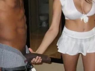 Sweet interracial compilation with black dicks