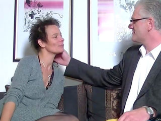 Mom Sandra P fucks with that daddy